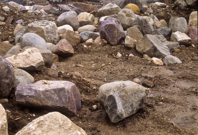 Rocks at MB&S
