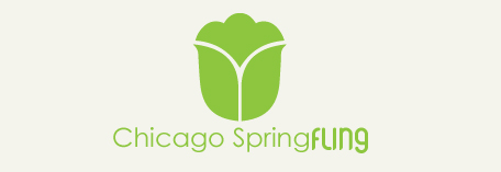 Chicago Gardeners Logo For Spring Fling