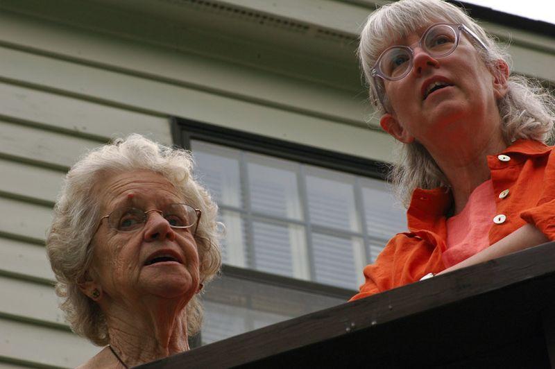 Doris & Linda-1