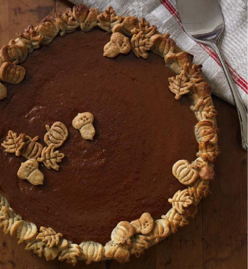 Pumpkin-pie-pecan-crust