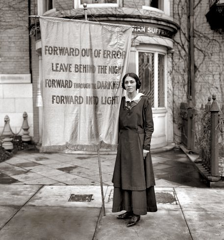 Inez_Milholland_memorial_service_-_Congressional_Union_for_Woman_Suffrage