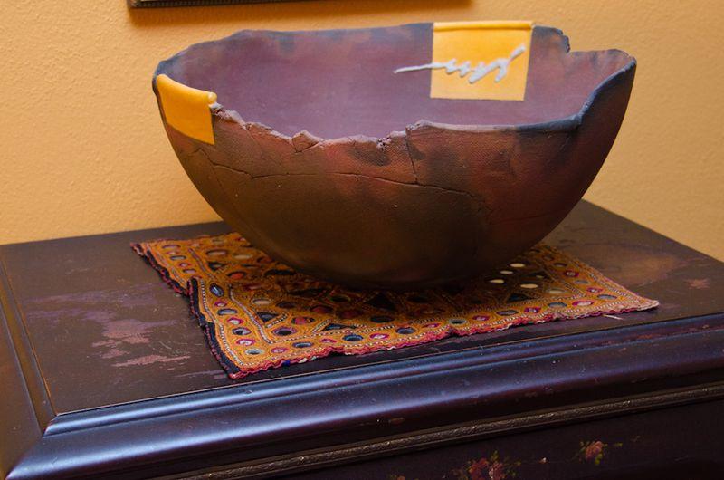 Textiles and Pots-3
