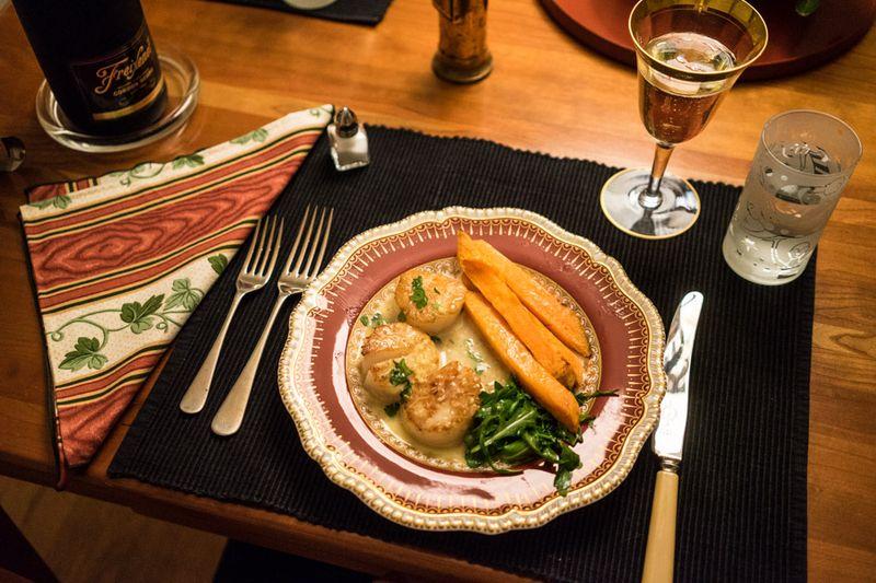 Valentine's Dinner '16-6