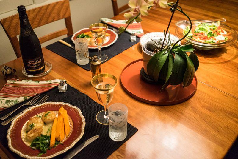 Valentine's Dinner '16-7
