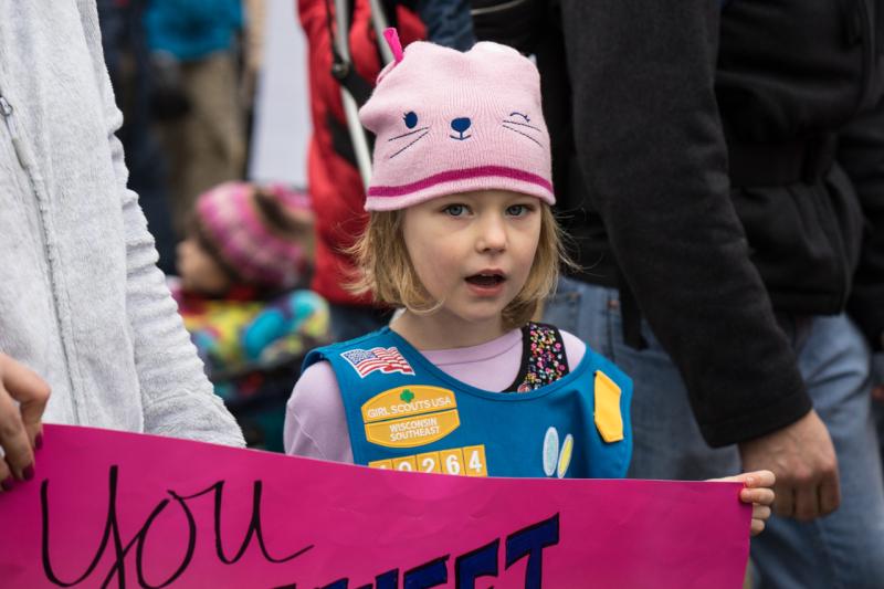 Women's march-9