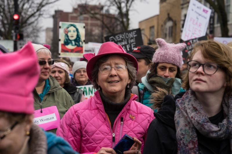 Women's march-15