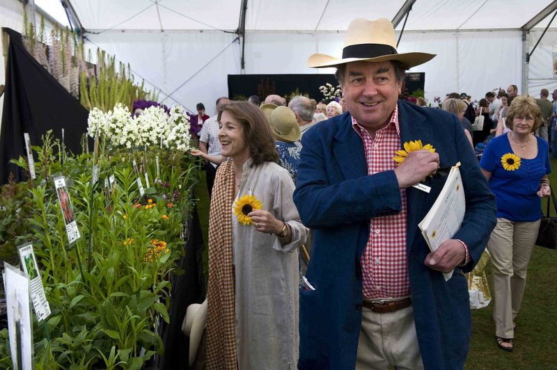 Lord and Lady Cavendish Holker Garden Festival