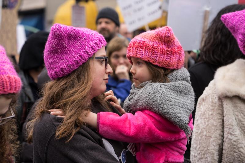 Women's march-16