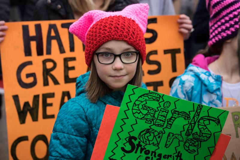 Women's march-17