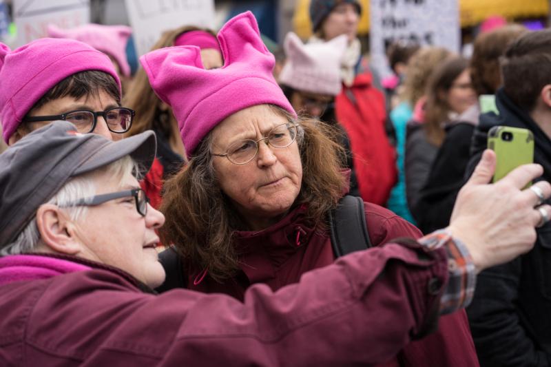 Women's march-21