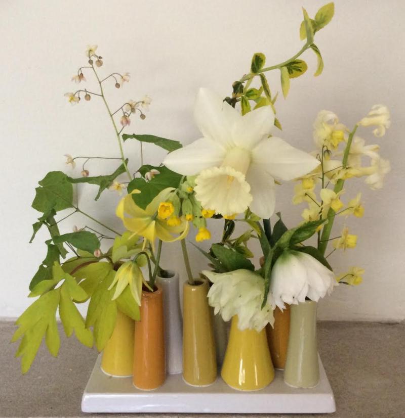 Each Little World In A Vase